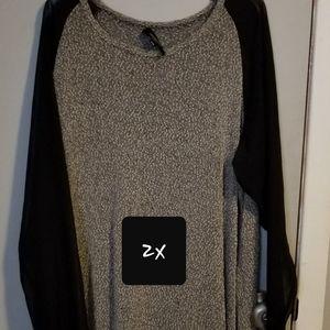 Tops - Plus size tunic